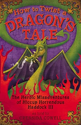 book cover of How To Twist a Dragon\'s Tale