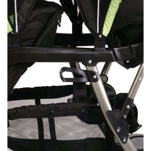 Graco Ready2grow Click Connect LX Stroller, Glacier 2015 by Graco (Image #4)