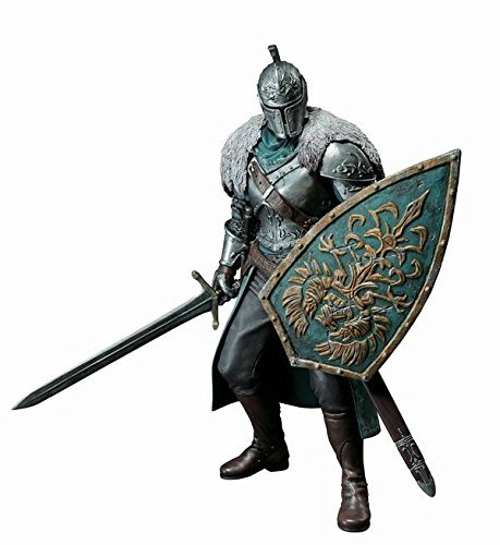 Banpresto Dark Souls II Faraam Knight Bearer Of The Curse - Figures And Statues Video Game
