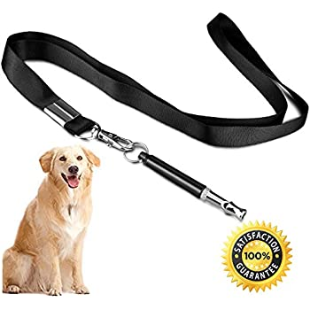 Amazon.com : Ortz® Dog Whistle to Stop Barking - Bark