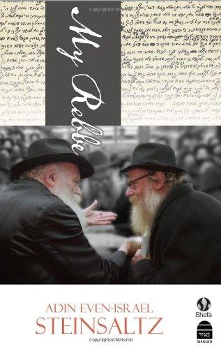 Read Online My Rebbe pdf