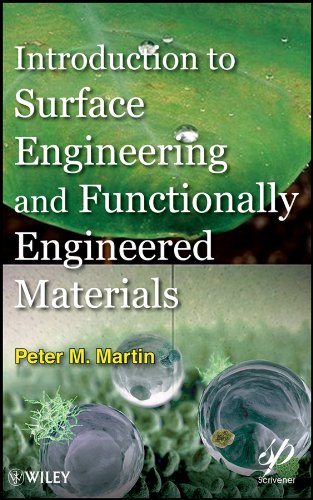 Introduction to Surface Engineering and Functionally Engineered Materials