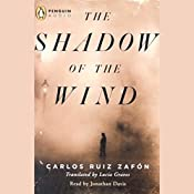 The Shadow of the Wind  | Carlos Ruiz Zafon