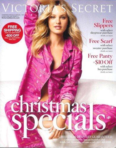 Victoria's Secret Catalog - Christmas Specials 2009 Vol 1