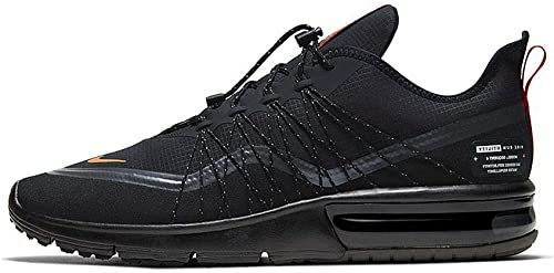 Nike Men's Air Max Sequent 4 Shield Running Shoes:
