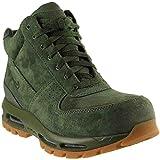 Nike Air Max Goadome 2013 Mens Boots Army Olive Gum Suede ACG 599474-300 (10)