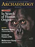 img - for Archaeology, Volume 52 Number 4, July/August 1999 book / textbook / text book