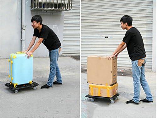 GFYWZ Carrito De La Utilidad Carrito De Ruedas Transportador De Ruedas Rectángulo De Muñeca Plataforma De Muebles Fácil De Mover para La Lavadora De Ropa ...