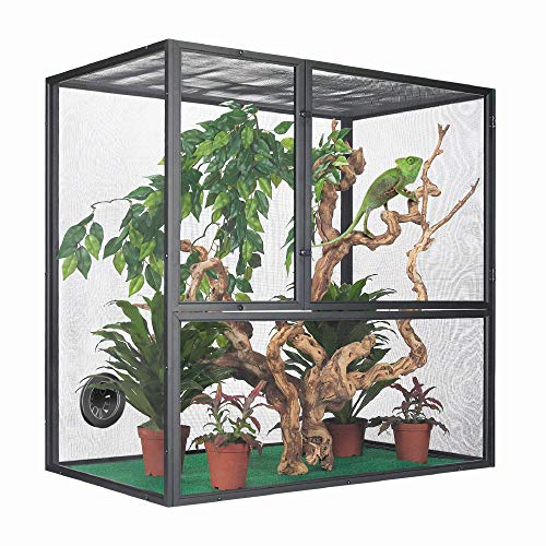 R-Zilla SRZ100011811 Fresh Air Screen Reptiles Habitat, 18 by 30-Inch