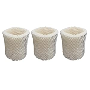 "Humidifier Filter Replacement for Holmes ""B"" HWF64 (3-Pack)"