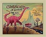 Gwango's Lonesome Trail, Justin Parpan, 1601080042