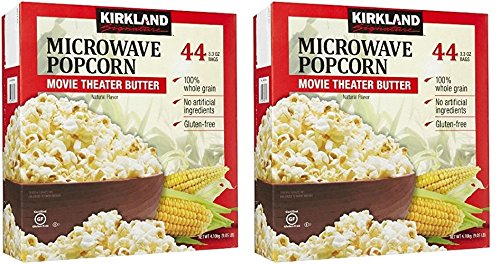 kirkland popcorn microwave - 4