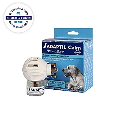 CEVA Animal Health ADAPTIL Calm Home Diffuser for Dogs (30 Day Starter Kit) by CEVA Animal Health