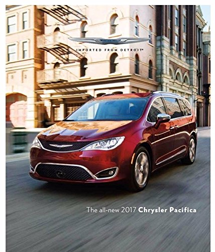 2017-chrysler-pacifica-van-62-page-original-car-sales-brochure-catalog