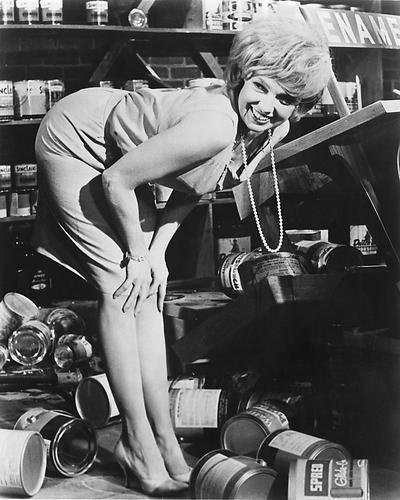 Adams Skirt (Edie Adams in It's a Mad Mad Mad Mad World 8x10 Publicity Photo Sexy Bending Over in Tight Skirt)