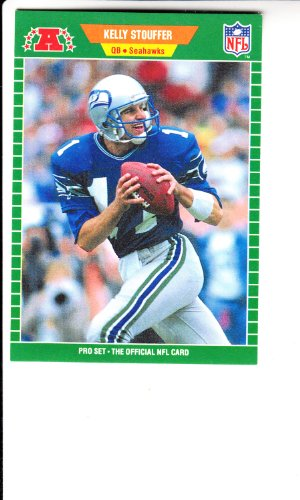 1989-pro-set-403-kelly-stouffer-rc-football-card