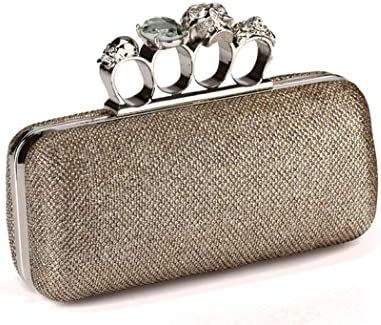 Clutches Handbags & Shoulder Bags Onorner Rhinestone Handbag Purse Elegant Designer Evening Clutch Purse for Women