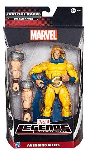 (Marvel Legends Infinite Series Avenging Allies Sentry 6-Inch Figure)