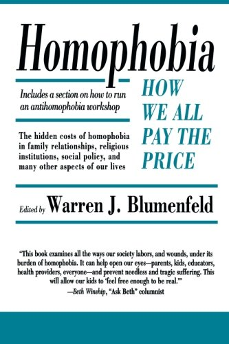 [Ebook] Homophobia: How We All Pay the Price<br />[P.P.T]
