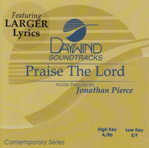 Read Online Praise The Lord [Accompaniment/Performance Track] ebook