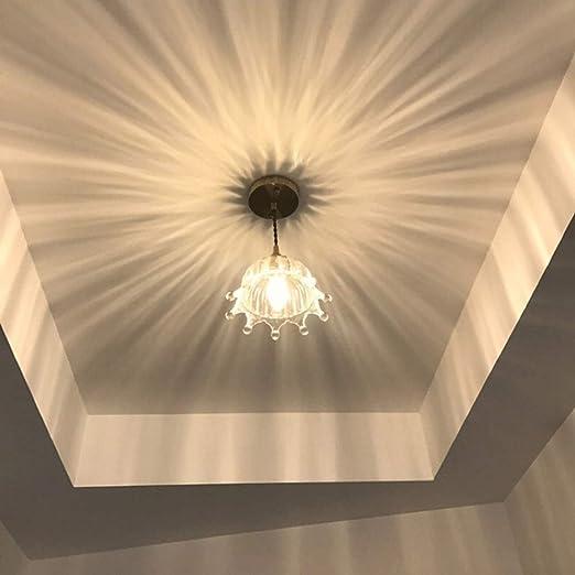 Candelabros de Latón LED, Moda Mini Iluminación de Cristal ...