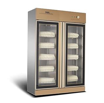 Esterilizadores Armario de desinfección, Armario de Toallas con Doble Puerta, ozono UV, Armario de desinfección de Zapatillas de Toalla de Ropa Interior: ...