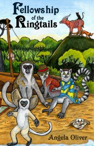 Fellowship of the Ringtails (Lemurs: A Saga)