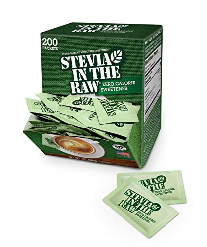 Stevia In The Raw 200 Count ()
