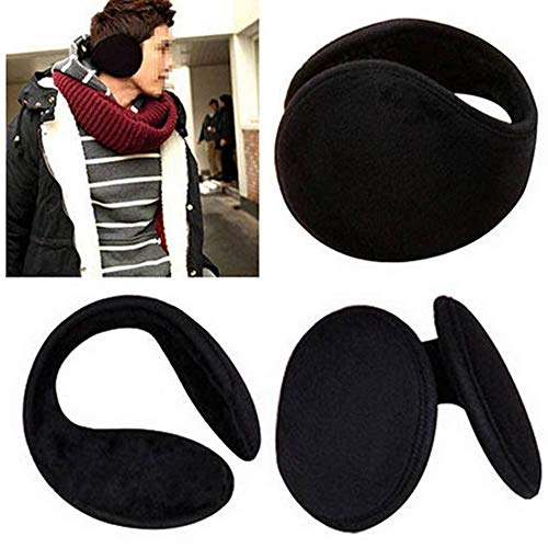 Amazon.com  Ear Muffs Warmers Fleece Winter Ear Earwarmer Mens Womens  Behind the Head Band  Clothing 43d4054780a