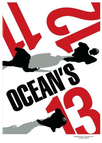 Ocean's Trilogy (Ocean's Eleven / Ocean's Twelve / Ocean's Thirteen)