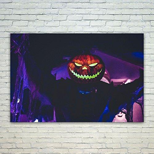 Westlake Art Poster Print Wall Art - Purple Darkness - Moder