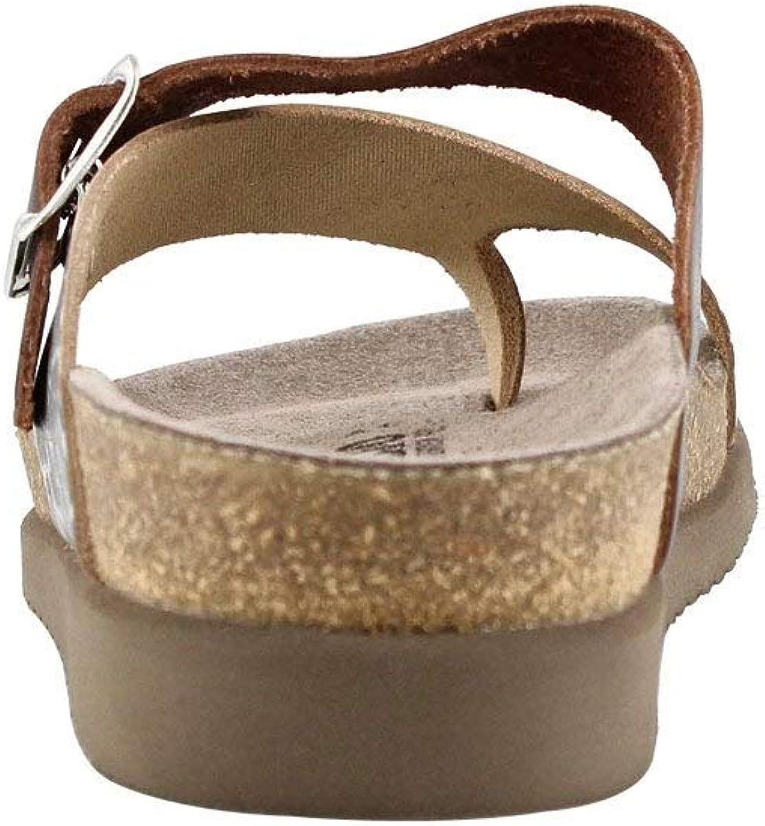 Mephisto Womens Helen Mix Thong Sandal