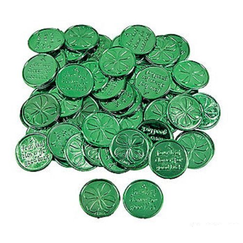 Coins In Plastic Bags - 3
