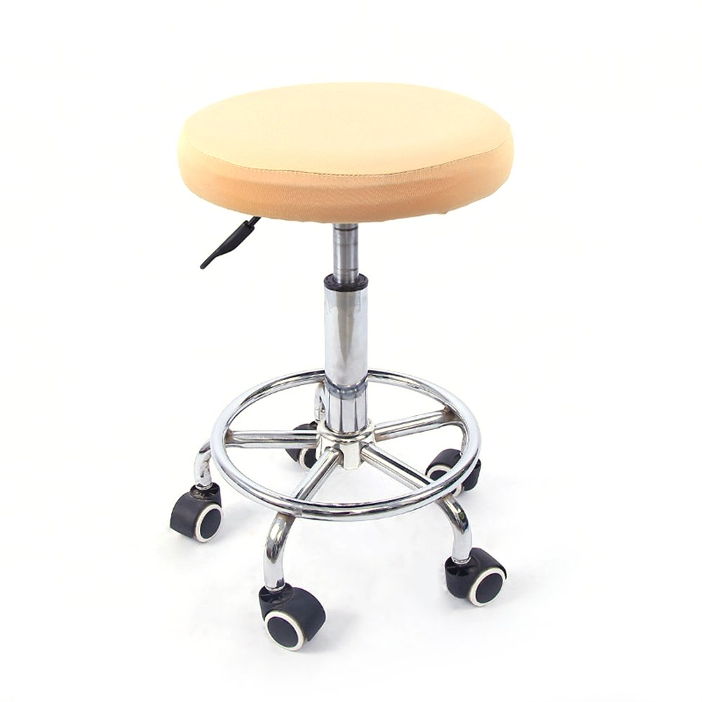 Round Stool Cover Bar Office Seat Chair Slipcover eronde