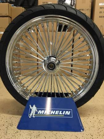 Billet Wheels For Harley Davidson - 9