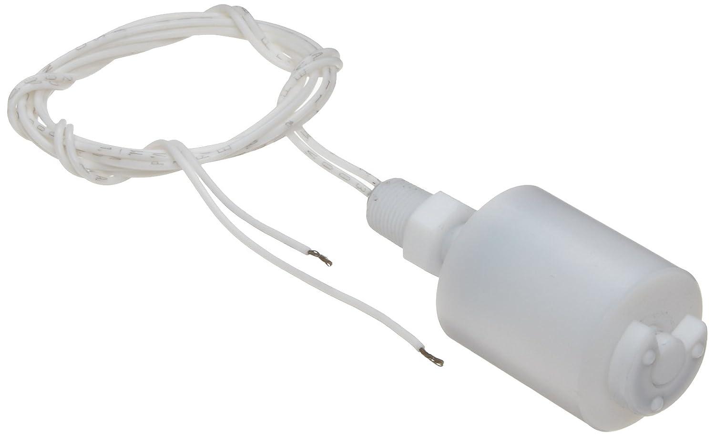 flowline LV20 - 2101 switch-tek mini-vertical flotador nivel interruptor, 1/8