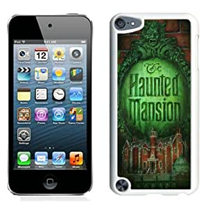 Beautiful And Unique Designed Case For iPod Touch 5 With Haunted Mansion (2) Phone Case