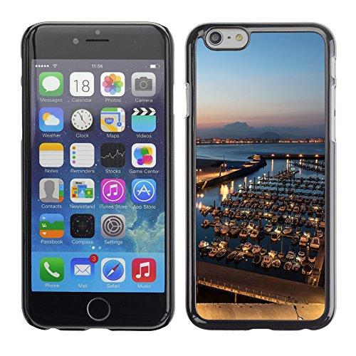 "Premio Sottile Slim Cassa Custodia Case Cover Shell // F00009248 jetée // Apple iPhone 6 6S 6G 4.7"""