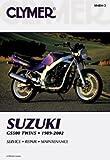 1989-2002 CLYMER SUZUKI GS500 TWINS SERVICE MANUAL NEW M484-3