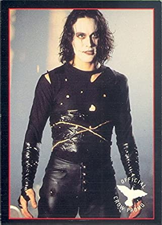 THE CROW MOVIE 1994 KITCHEN SINK PROTOTYPE PROMO CARD P1 OF 5 at ...
