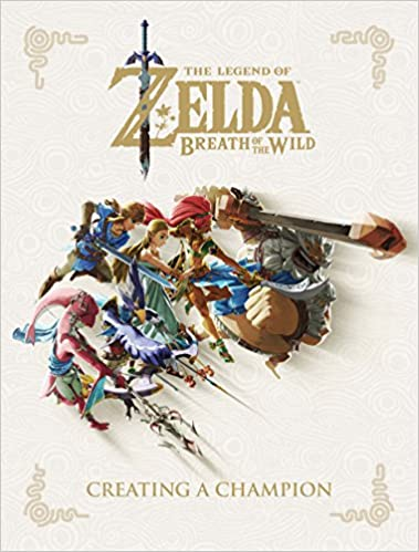 The Legend Of Zelda. Breath Of The Wild Creating: Creating A Champion por Vv.aa epub