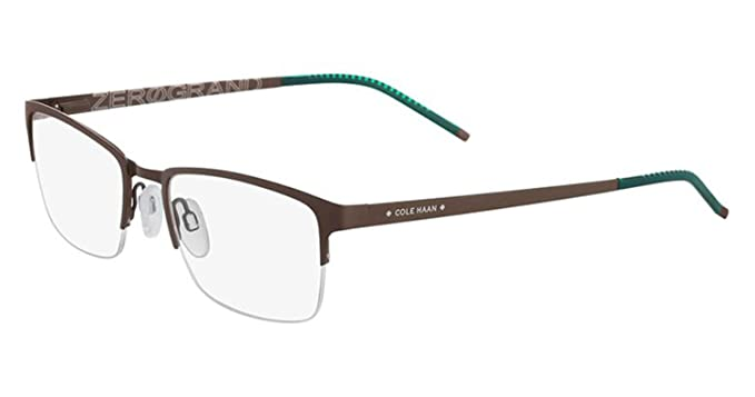 ebc72a10bc3 Image Unavailable. Image not available for. Color  Eyeglasses Cole Haan  CH4014 CH 4014 Brown
