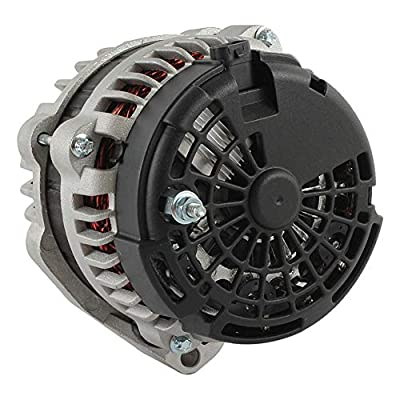 DB Electrical HO-8301-250 New Alternator for High Output 250 Amp Chevy C K Silverado Truck 07 08 09 10 11 2007 2008 2009 2010 2011 15093928 15857608 15905871 25877026 8301: Automotive
