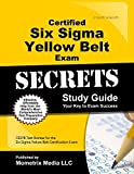 Certified Six Sigma Yellow Belt Exam Secrets Study Guide: CSSGB Test Review for the Six Sigma Yellow Belt Certification Exam by CSSYB Exam Secrets Test Prep Team (2015-08-05)