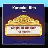 Karaoke Hits from - Singin' In The Rain - The Musical by Karaoke - Ameritz