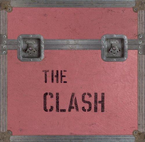 CD : The Clash - 5 Album Studio Set (Boxed Set, 5 Disc)