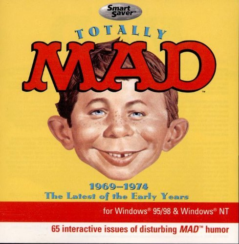 1974 Magazine (Totally Mad: 1969 - 1974 - The Latest of the Early Years by MAD Magazine)