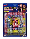 Forum Novelties 72633 Party Supplies, Multicolor Drink and Strip Game,