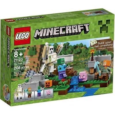 LEGO Minecraft The Iron Golem 21123 WLM