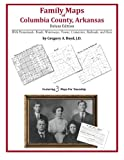 Family Maps of Columbia County, Arkansas